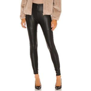 NEW Plush x Revolve Fleece Lined Moto Leggings